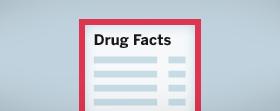 Ícono de indicaciones de dosificación