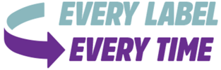 Logo de Every Label Every Time