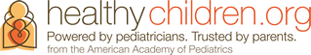 Logo de Healthy Children