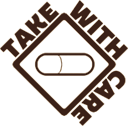 Logo de Take with Care