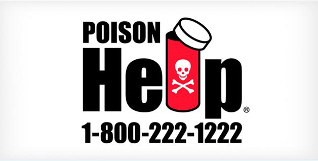 Información sobre control de intoxicaciones